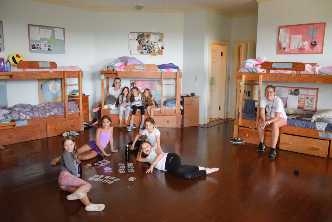 Girls Summer Camp - Belvoir Terrace - Camp Life Bunk -10