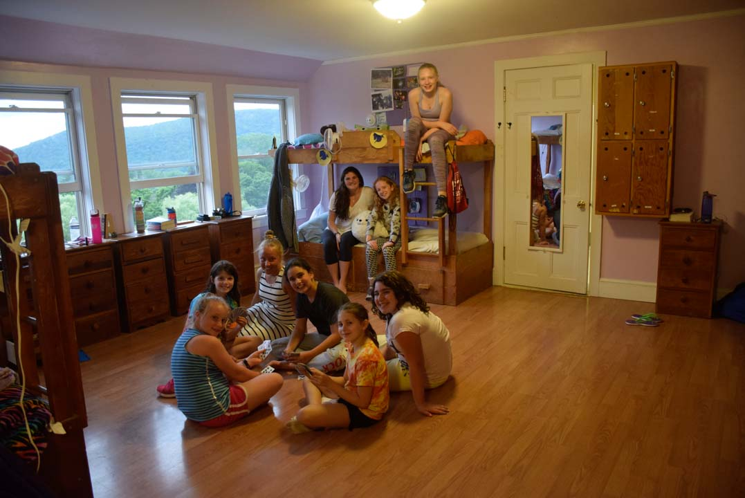 Girls Summer Camp - Belvoir Terrace - Camp Life Bunk -12
