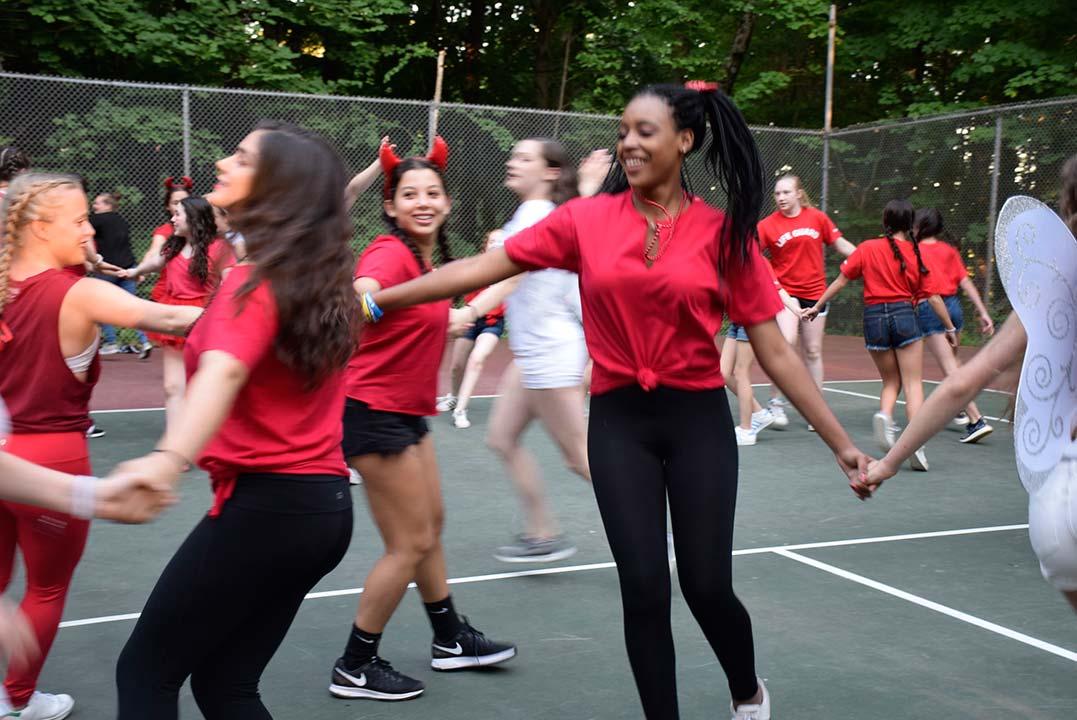 Girls-Summer-Camp-at-Belvoir-Terrace-2017