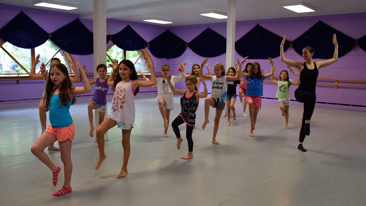 Girls Dance Camp 2