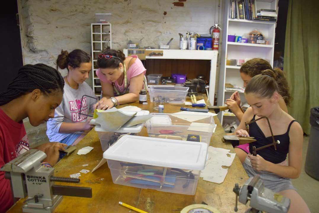 Girls-summer-art-camp-belvoir-terrace-art-of-belvoir-terrace-4-lenox-ma-01240