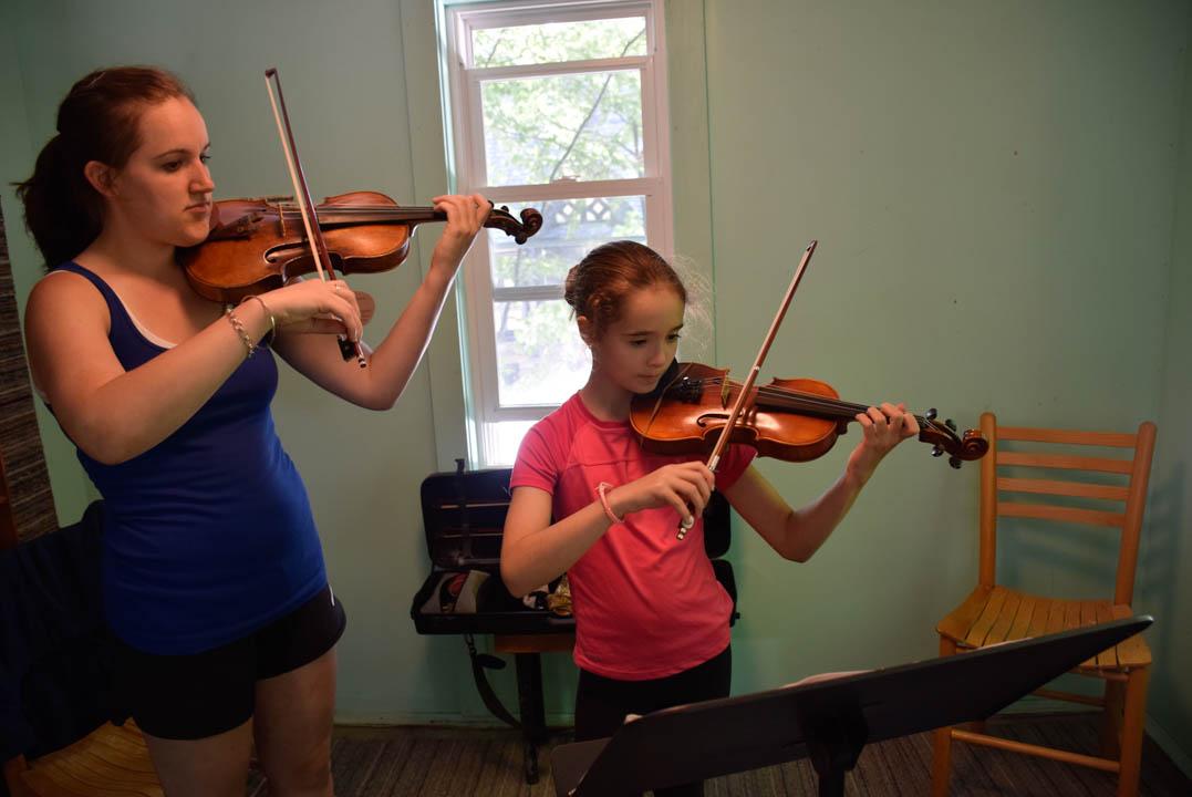 summer-girls-camp-belvoir-terrace-4-violin