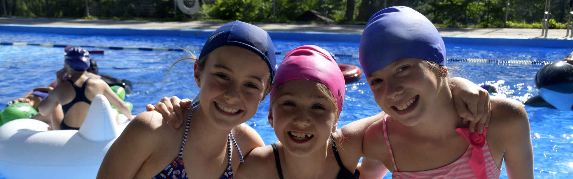 Summer Girls Swimming Camp - Belvoir Terrace