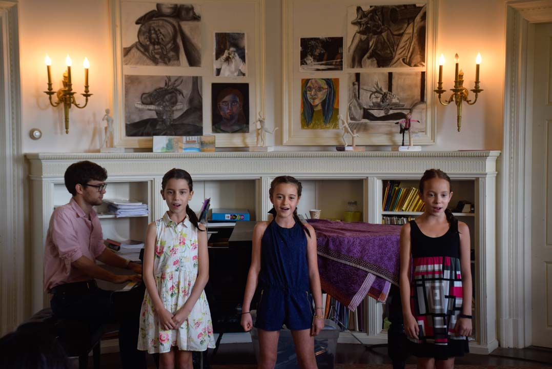 Girls Summer Music Camp - Belvoir Terrace - Music Of Belvoir -10