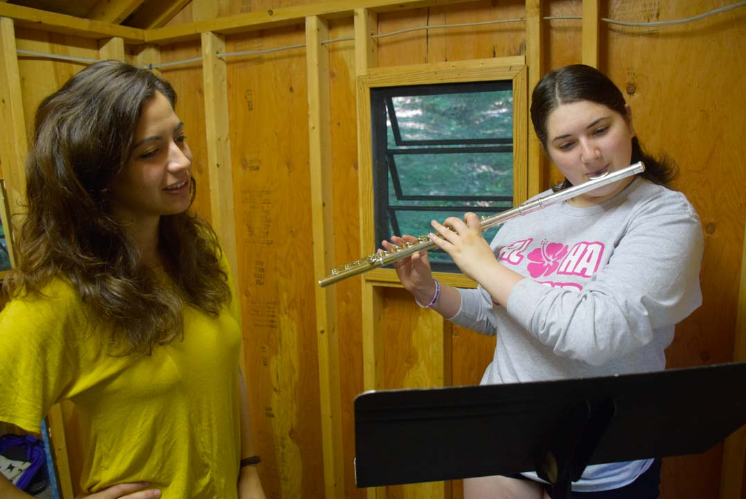 Girls Summer Music Camp - Belvoir Terrace - Music Of Belvoir -5