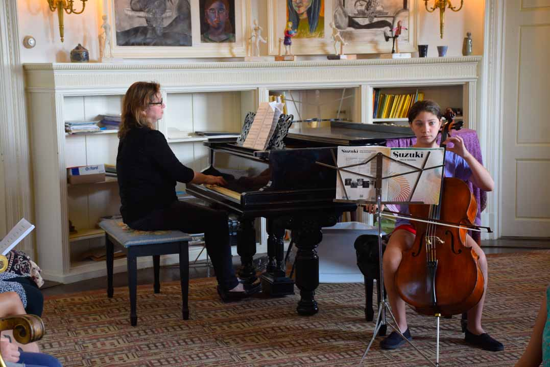 Girls Summer Music Camp - Belvoir Terrace - Music Of Belvoir -7