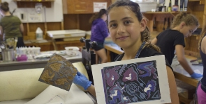 Summer Art Camp - Art at Belvoir pic
