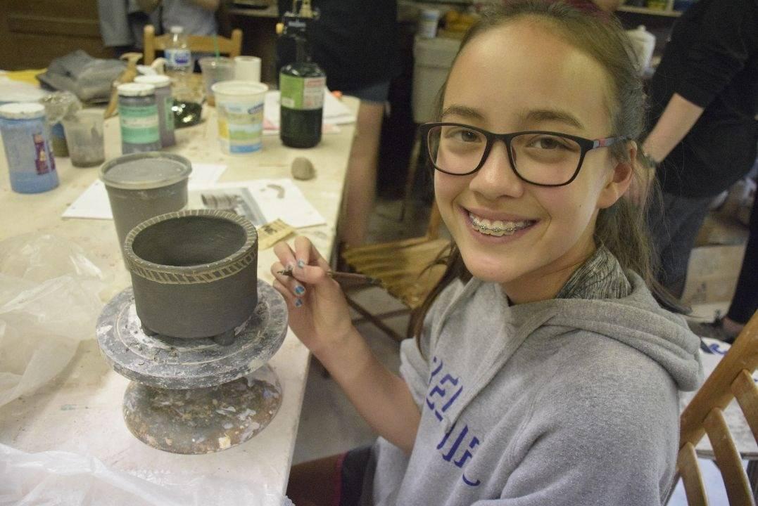 Summer Art Camp - Belvoir Terrace Ceramics