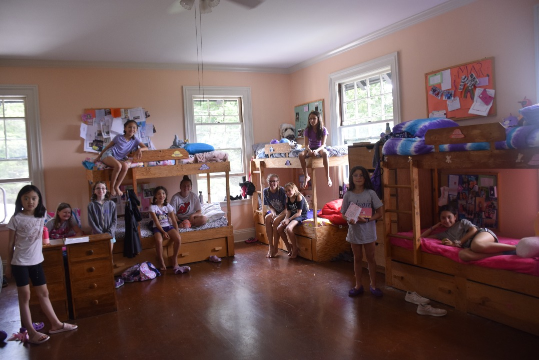 Summer Camp At Belvoir Terrace - Bunk Room
